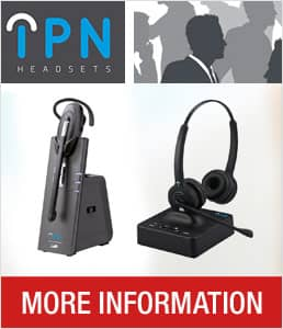 Get 10% off all IPN headsets