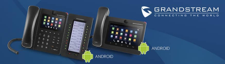 Grandstream IP Video Phones