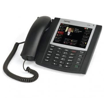 "Mitel 6739 SIP phone 5.7"" full color high resolution VGA touch screen display"