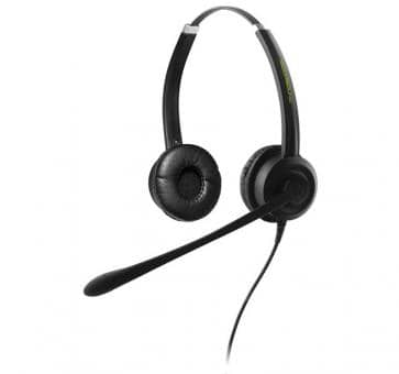 Addasound CRYSTAL 2702 binaurales Headset