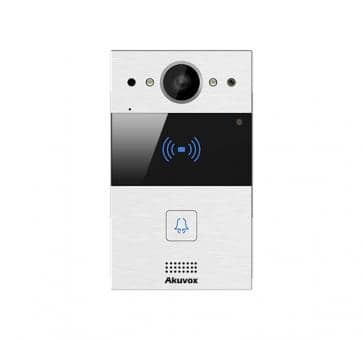 Akuvox TFE R20A IP Door SIP Intercom with one Button (Wallmo