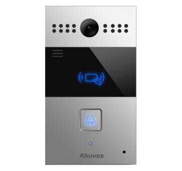 Akuvox R26C IP Video doorphone (flushmount)