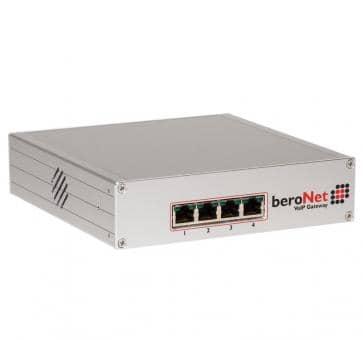 beroNet BF16001E14FXSbox beroNet Gateway BNBF1600box + 1x BNBF1E1 + 1x BNBF4FXS