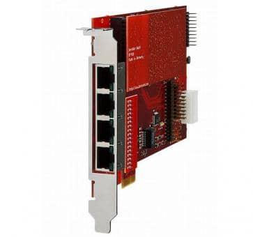 beroNet BF16001E1e beroNet Gateway PCIe BNBF1600 + 1x BNBF1E3