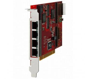 beroNet BF400 PCI base card + HW EC Gateway