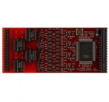 beroNet BF4S0 4S0 BRI Modul incl. 2xBNT adaptor