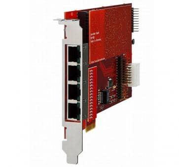 beroNet BF64002E1e beroNet Gateway PCIe BNBF6400 + 1x BNBF2E3
