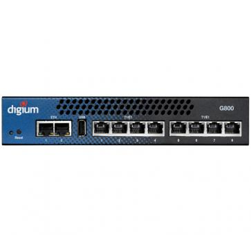 Digium VoIP Gateway G800 4x T1/E1/PRI Europe