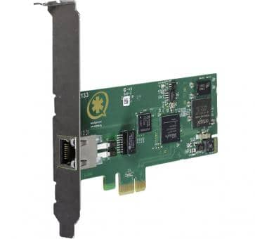 Digium TE133F single Span T1/E1/J1 PRI card PCIe + HW EC