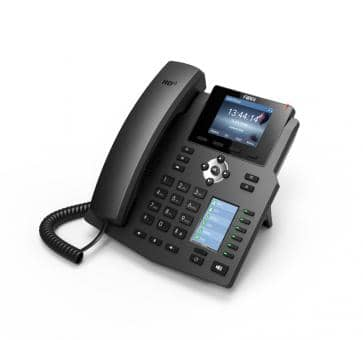 Fanvil X4G IP phone SIP Gigabit PoE ( no power supply)