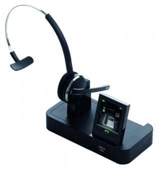 Jabra PRO 9470 DECT Headset Mono USB Bluetooth NC 9470-26-904-101