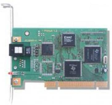 Gerdes PrimuX 1S2M, ISDN Server-Controller 1 Primärmultiplex connector