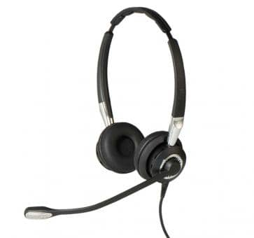 Jabra BIZ 2400 II Headset Duo NC Wideband Balanced 2489-825-