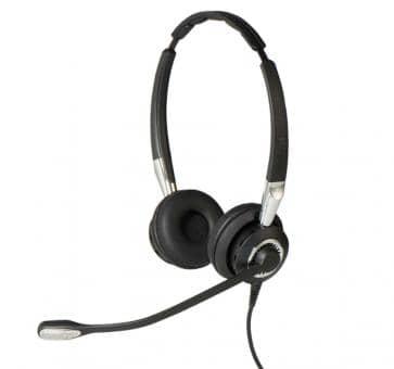 Jabra BIZ 2400 II Headset Duo USB MS Bluetooth 2499-823-209