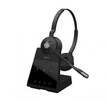 Jabra Engage 65 Headset Duo DECT Skype for Business 9559-553-111