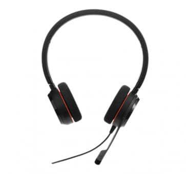 Jabra Evolve 20 MS Duo Headset 4999-823-109