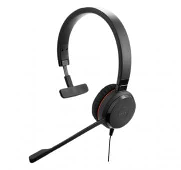 Jabra Evolve 30 MS Mono Headset 5393-823-109