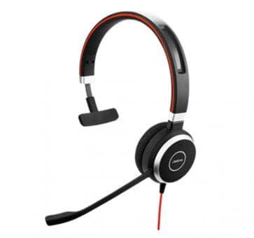 Jabra Evolve 40 MS Mono Headset 6393-823-109