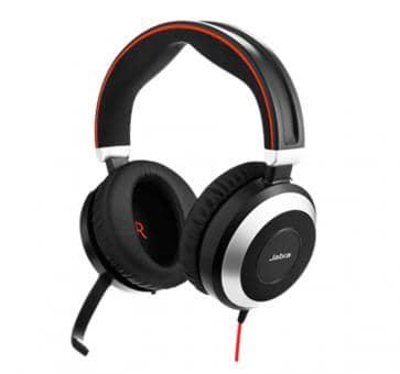 Jabra Evolve 80 MS Duo Headset 7899-823-109