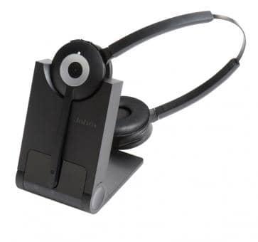 Jabra PRO 930 DECT Heasdet Duo MS USB NC 930-29-503-101