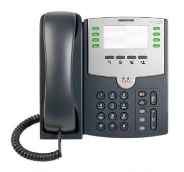 CISCO Small Business Pro SPA 501G IP-Phone without PSU