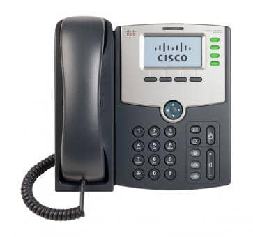 CISCO Small Business Pro SPA 504G IP-Phone without PSU