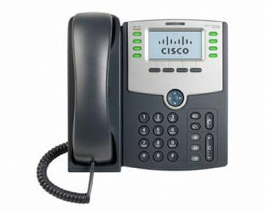 CISCO Small Business Pro SPA 508G IP-Phone without PSU