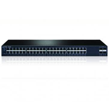 LANCOM GS-2352 52-Port Gigabit 48-Ports Ethernet and 4x SFP+ Ports Switch 61472
