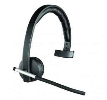 Logitech H820e Wireless Headset Mono