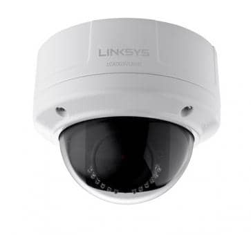 LINKSYS LCAD03VLNOD 1080p Outdoor Night Vision Dome Camera