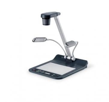Lumens PS752 document camera 1080p VGA HDMI and HDMI Passthrough 20x Zoom