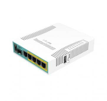 Mikrotik RouterBOARD PoE Gigabit Ethernet Router hEX RB960PG