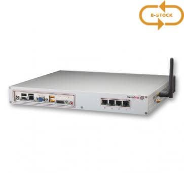 Beronet IP-PBX Telephony Appliance with integrated Gateway B-Stock