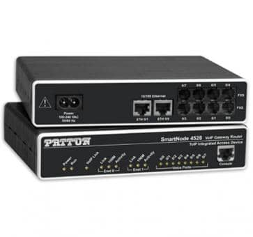 Patton SmartNode 4522 2x FXS VoIP Gateway Router SN4522/JS/EUI