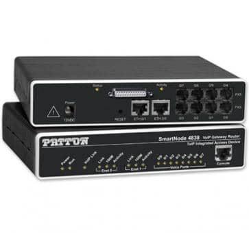 Patton Inalp SmartNode 4830 Series / SN4834/JOD/EUI