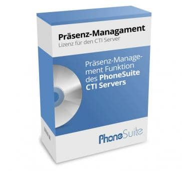 PhoneSuite Presence-Management License for the CTI Server