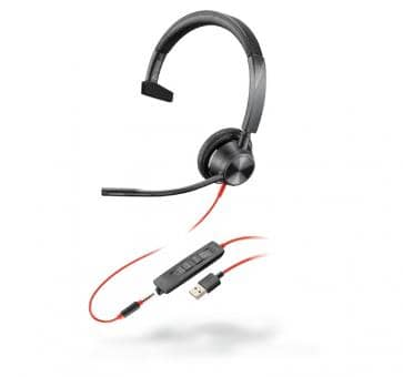 Poly Plantronics Blackwire 3315 Headset Mono USB-A 213936-01