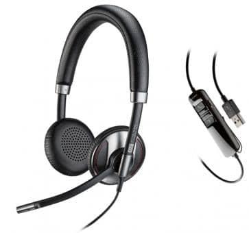 Plantronics Blackwire 725 Stereo Headset 202580-01