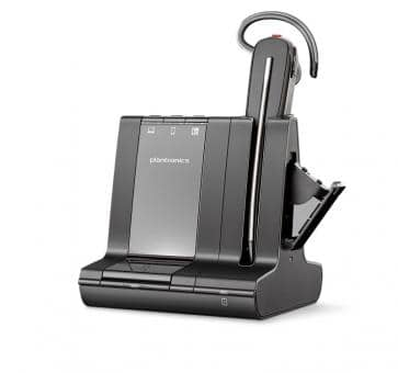 Plantronics Savi 8245 Headset DECT convertible spare battery 211837-02