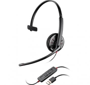 Plantronics Blackwire C310 monaural USB Headset 85618-02
