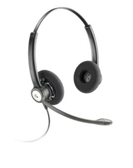 Plantronics Entera HW121N/A Binaural NC Over-The-Head 79181-13