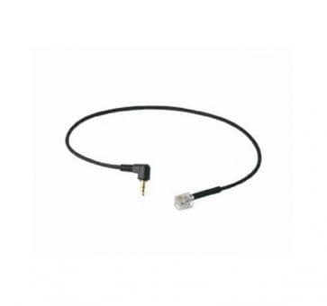 Plantronics cable 2,5mm jack to RJ10 78333-01