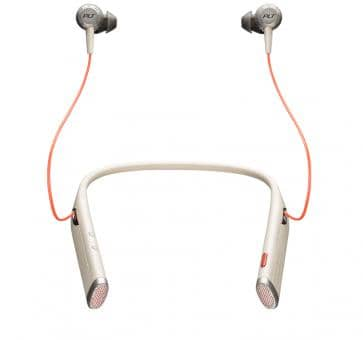 Plantronics Voyager 6200 UC DUO BT Headset sand 208749-01