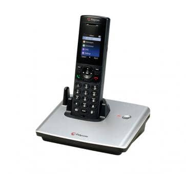 Polycom VVX D60 DECT SIP without PSU  PoE 2200-17821-015
