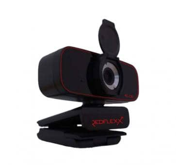 Redflexx Redcam RC-220 USB Webcam Limited 8MP incl. neutral aperture