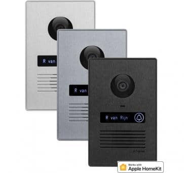 Robin ProLine Compact Video Doorphone - HomeKit Support