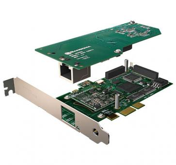 Sangoma A101DE 1 Port PRI PCIe + HW EC