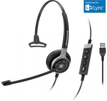 Sennheiser 630 USBControl & Microsoft Lync