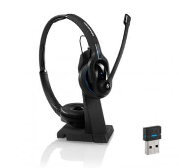 EPOS Sennheiser MB Pro 2 UC Duo Bluetooth Headset 506046