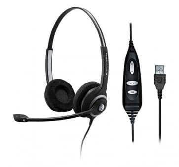 Sennheiser SC 260 binaural USB Control 504406